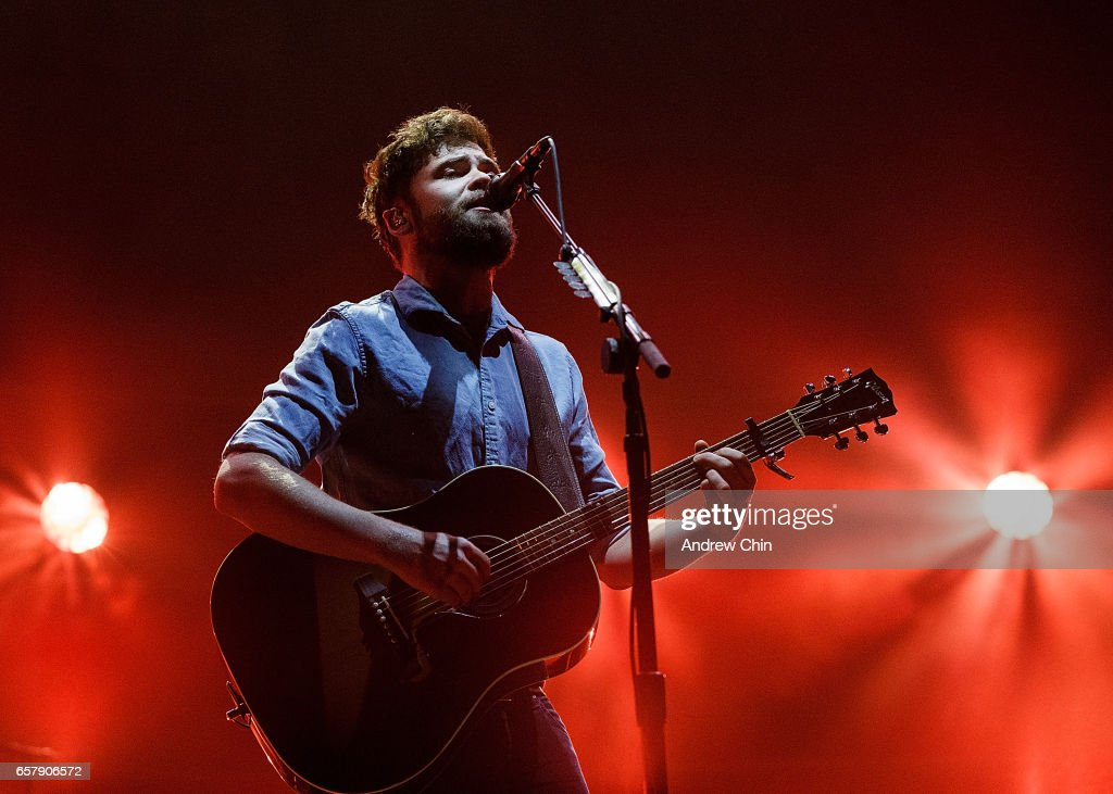 Passenger Performs At Orpheum Annex