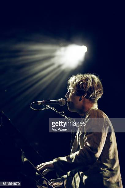 British singersongwriter Tom Odell performs live on stage at the Traumzeit Festival on June 17 2017 in Duisburg Germany