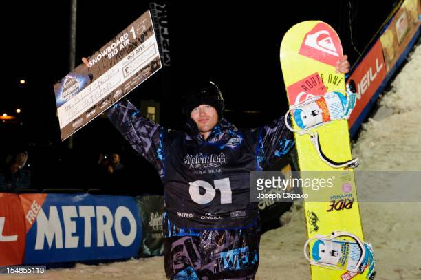 British Snowboarder Billy Morgan becomes 1st Brit in 5 years to win the international snowboard big air competition on Day 2 of the Relentless Freeze...
