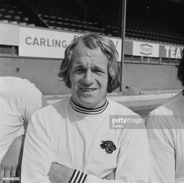 British soccer player Archie Gemmill of Derby County FC UK 3rd September 1971