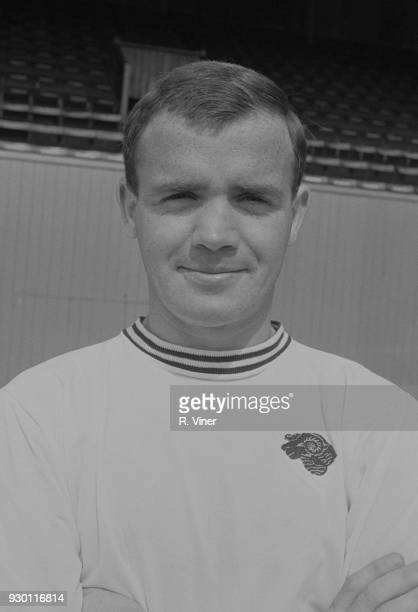 British soccer player Arthur Stewart of Derby County FC UK 22nd July 1968