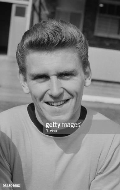 British soccer player Bobby Thomson of Wolverhampton Wanderers FC UK 20th August 1968