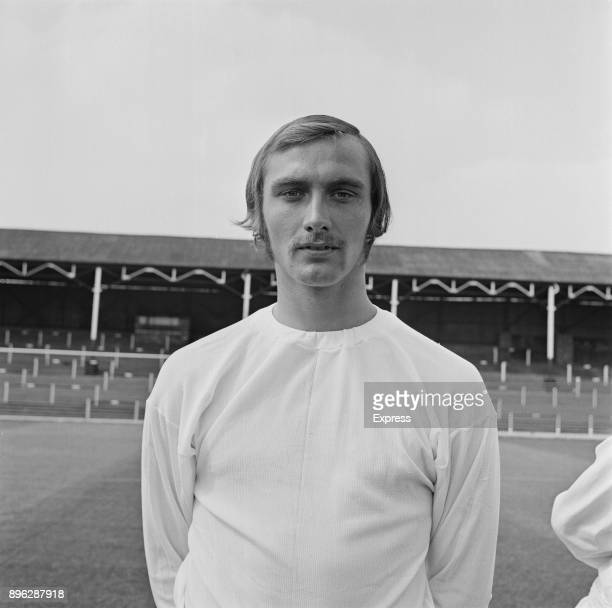 British soccer player Brian Horton of Port Vale FC UK 17th August 1971