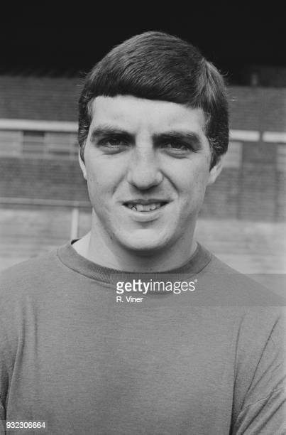 British soccer player Dave Latchford of Birmingham City FC UK 21st August 1968