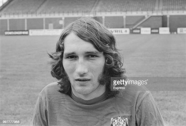 British soccer player Gerry Gow of Bristol City FC, UK, 31st August 1971.
