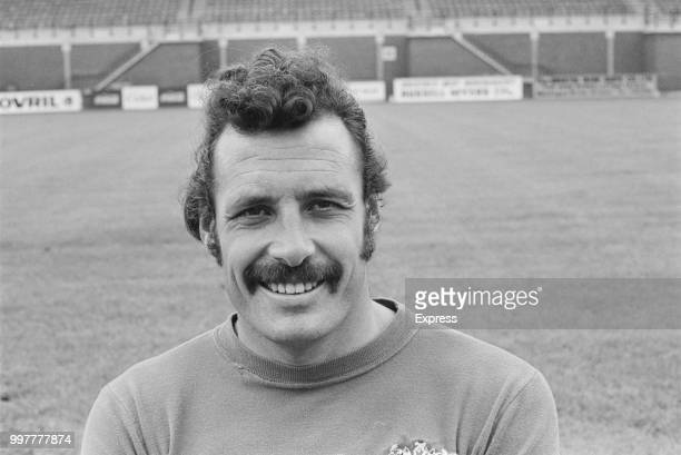British soccer player Gordon Parr of Bristol City FC, UK, 31st August 1971.