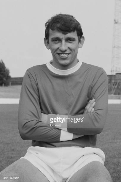 British soccer player Graham Taylor of Lincoln City FC UK 27th August 1968