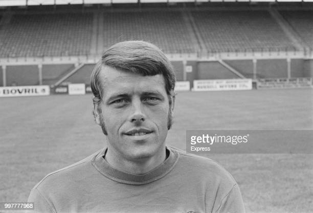 British soccer player John Galley of Bristol City FC, UK, 31st August 1971.