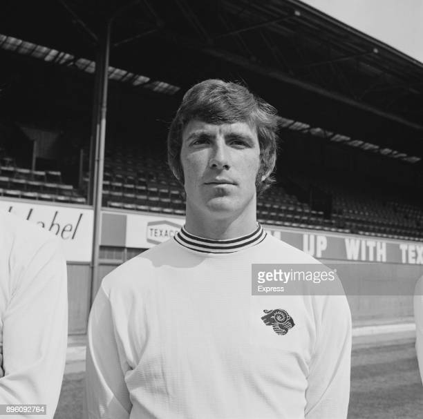 British soccer player Kevin Hector of Derby County FC UK 3rd September 1971