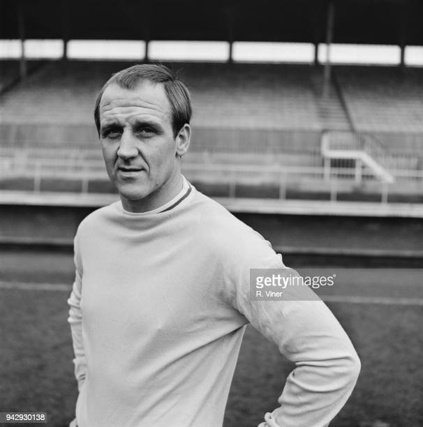 British soccer player Maurice Setters of Coventry City FC UK 20th January 1968