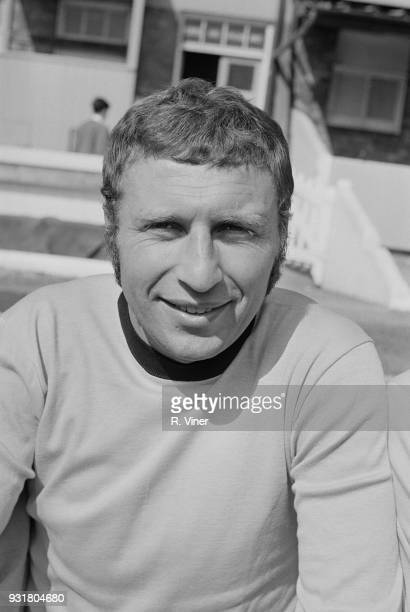 British soccer player Mike Bailey of Wolverhampton Wanderers FC UK 20th August 1968