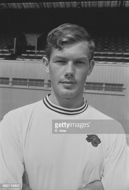 British soccer player Peter Daniel of Derby County FC UK 22nd July 1968
