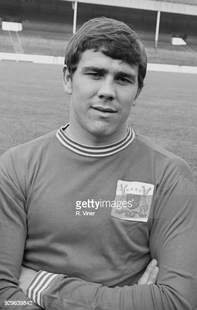 British soccer player Peter Hindley of Nottingham Forest FC, UK, 22nd July 1968.