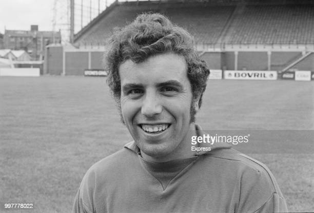 British soccer player Ray Cashley of Bristol City FC UK 31st August 1971 Photo by South West Picture Agency /Daily Express/Hulton Archive/Getty Images