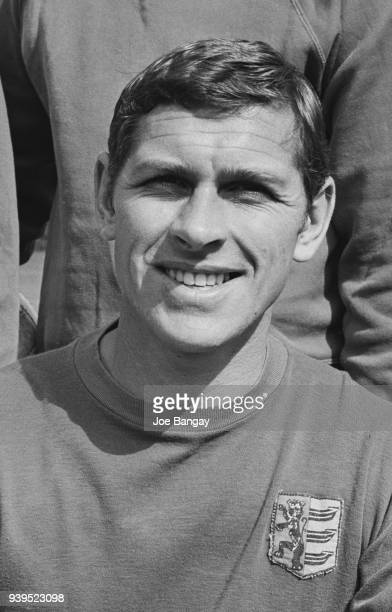 British soccer player Ray Crawford of Ipswich Town FC UK 18th July 1968