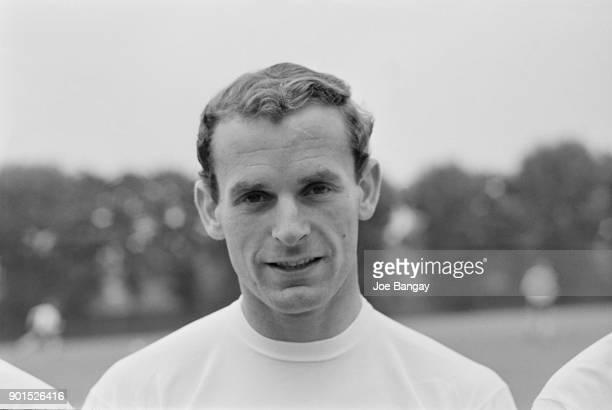 British soccer player Reg Matthewson of Fulham FC UK 18th July 1968