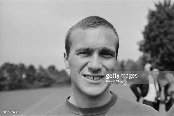 British soccer player Ron Harris of Chelsea FC, 22nd August 1968.