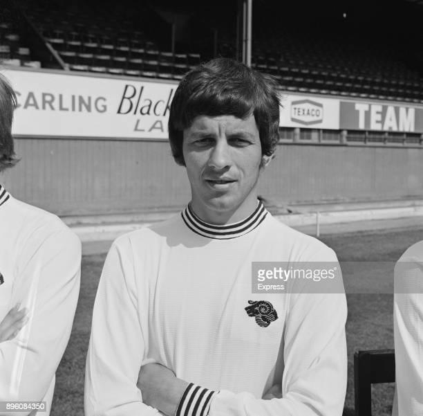 British soccer player Ron Webster of Derby County FC UK 3rd September 1971