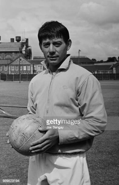 British soccer player Sammy Chung of Ipswich Town FC, UK, 18th July 1968.