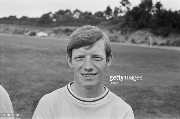 British soccer player Willie Carr of Coventry City FC UK 23rd August 1968