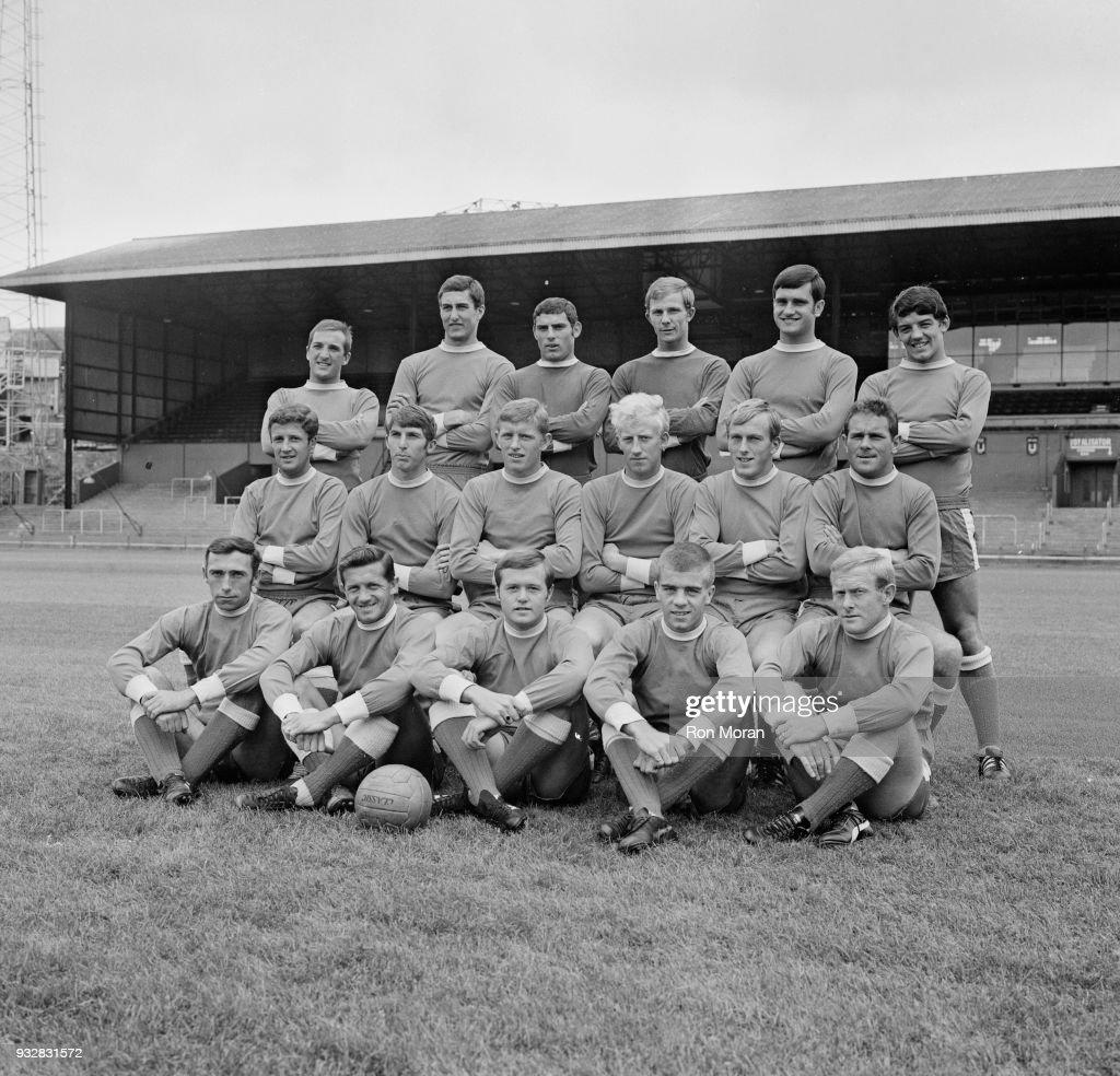Bristol Rovers F.C., 1968 : News Photo