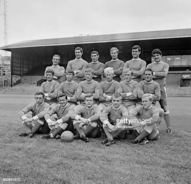British soccer team Bristol Rovers Football Club UK 18th September 1968