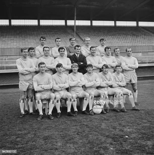 British soccer team Coventry City FC UK 20th January 1968