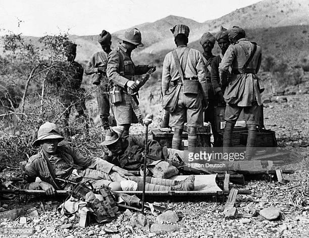 British Soldier Injured in Waziristan