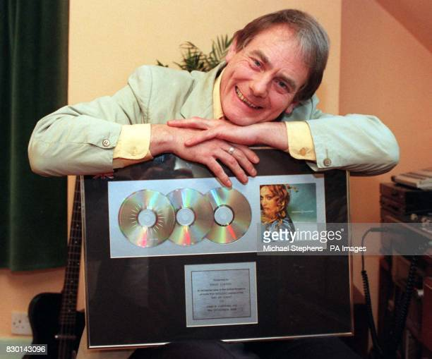British songwriter Dave Curtiss celebrating after a song he wrote more than 20 years ago took one of music's most valued awards a Grammy His song...
