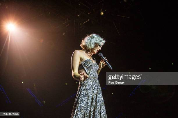 British soul singer Joss Stone performs at Night of the Proms Ahoy Rotterdam Netherlands 18th November 2017