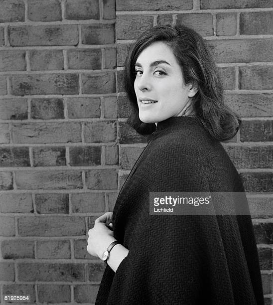 British stage film and television actress Eleanor Bron photographed on 27th January 1965