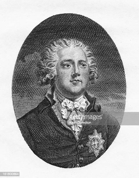 British statesman George Nugent-Temple-Grenville, 1st Marquess of Buckingham , circa 1790. Engraving by W. Grainger from a drawing by W. H. Brown,...