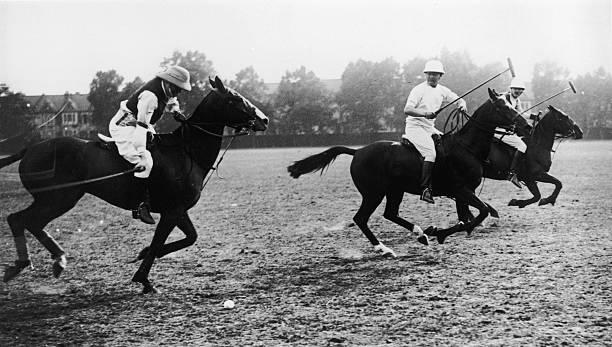 Polo-Playing Churchill