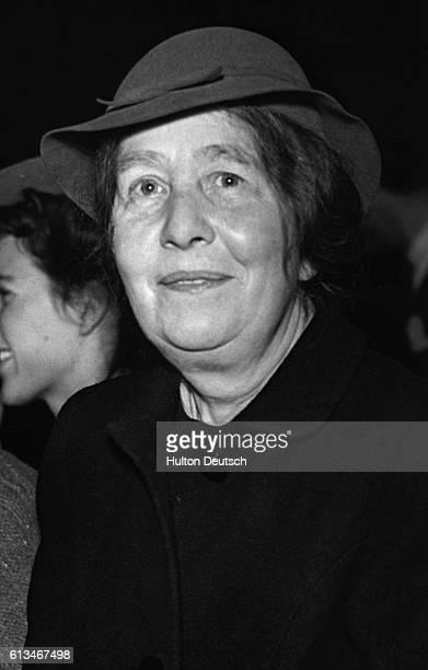 British Suffragette Sylvia Pankhurst