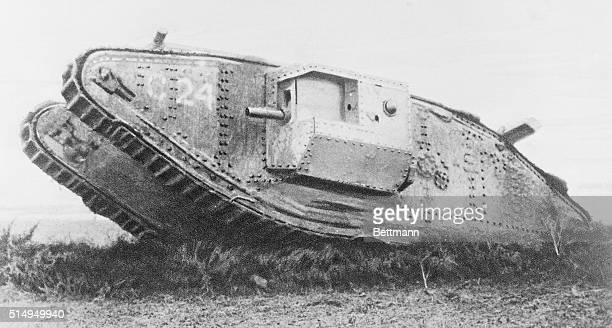British Tank.