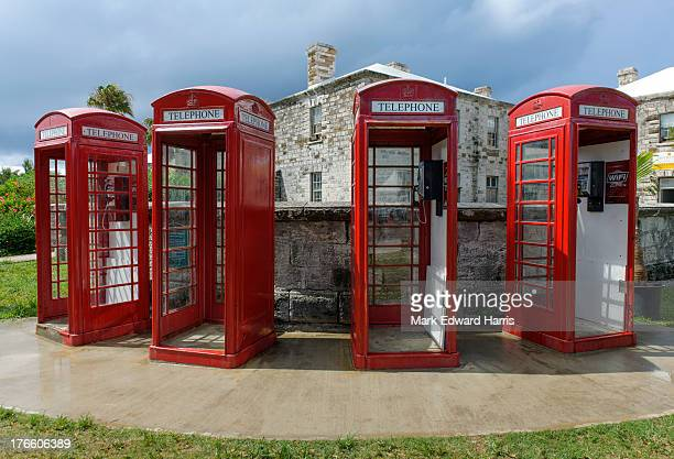 British Telephone Cabins, Bermuda