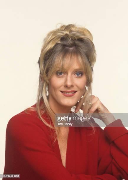British television actress Sarah Lancashire circa 1995
