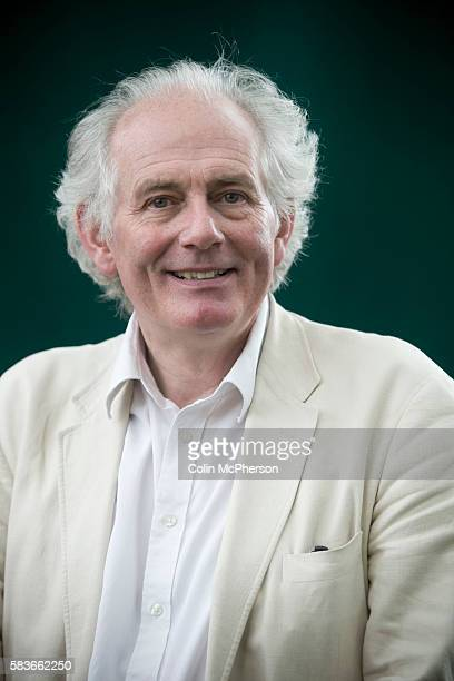British television presenter and architecture expert Dan Cruickshank attends the Edinburgh International Book Festival where he talked about his...