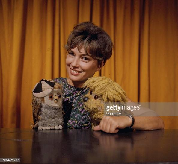 Muriel Young With Ollie And Fred Pictures