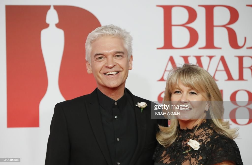 BRITAIN-ENTERTAINMENT-MUSIC-AWARD-BRITS : News Photo