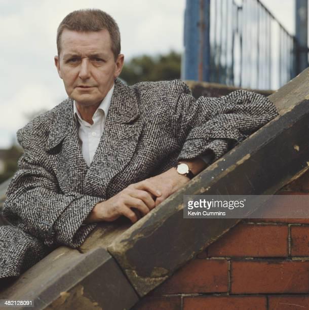 British television scriptwriter Tony Warren creator of the popular soap opera 'Coronation Street' circa 1995