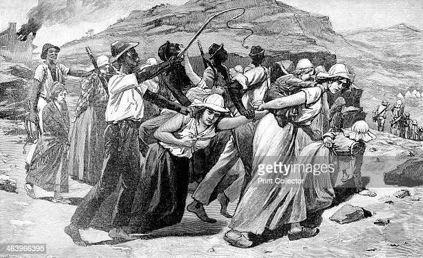 British treatment of Boer women and children 1900 The Boer War saw the first use of the internment of civilians in camps in wartime The objective of...