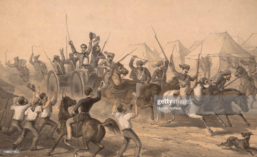 60点の1857年のインド大反乱の画像/写真/イメージ - Getty Images