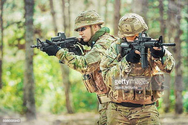british troops on a mission - british military stock pictures, royalty-free photos & images