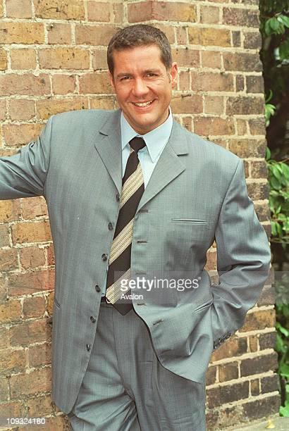 British TV Presenter Dale Winton Presenter of the BBC series 'Pets Win Prizes'