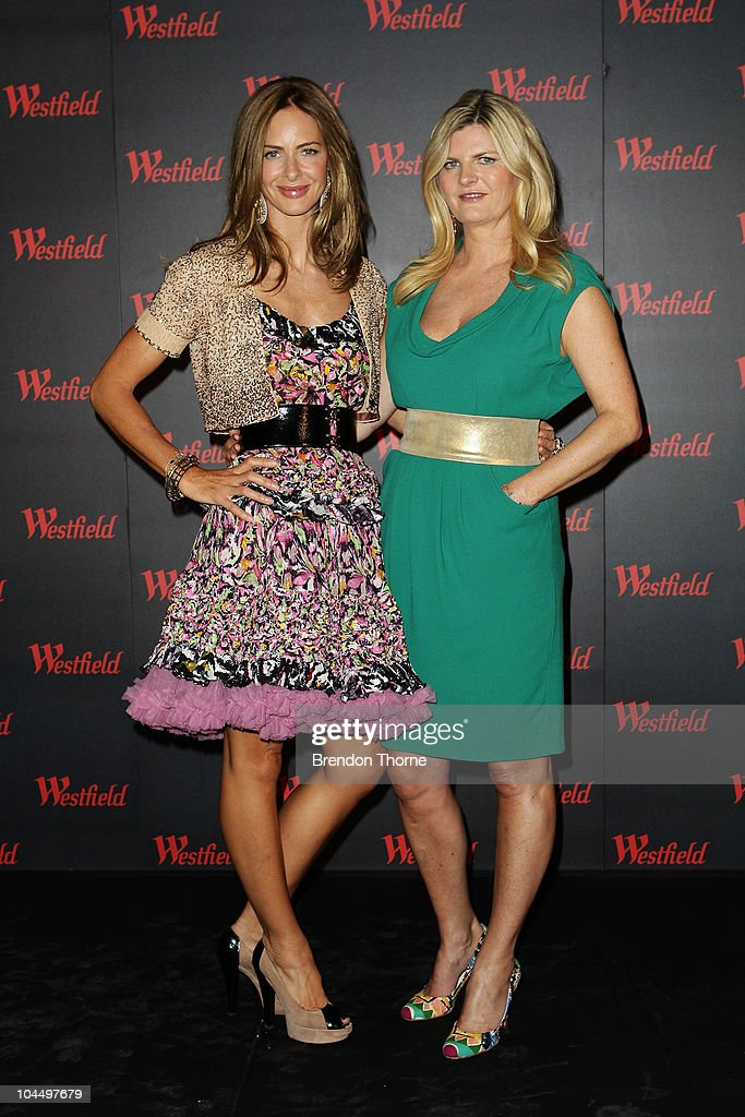 Australian Cricket Wives Get Fashion Advice From Trinny And Susannah