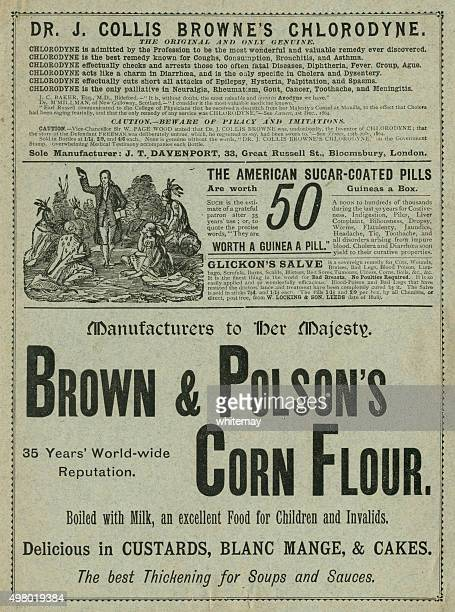 British Victorian advertisements