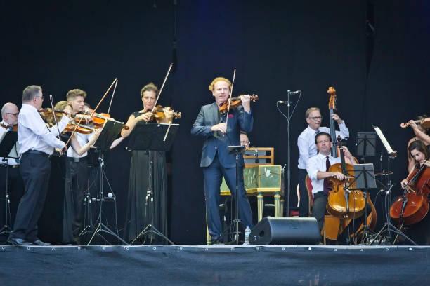 DEU: Daniel Hope Performs In Berlin