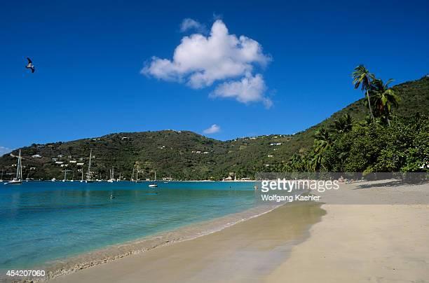British Virgin Island Tortola Island Cane Garden Bay Beach