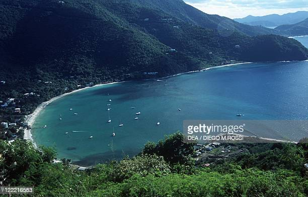British Virgin Islands Tortola Cane Garden Bay